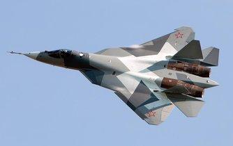 Suchoj T-50 je podle zbrojních analytiků pouhou předělávkou stávajících ruských letadel