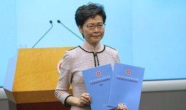Hongkongská vláda stáhla návrh extradičního zákona. Peking zvažuje výměnu Lamové