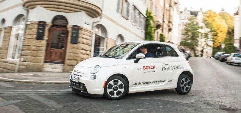 elektromobil Bosch