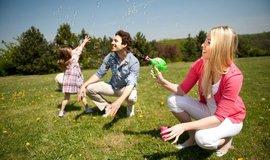 Vláda schválila koncepci rodinné politiky s opatřeními pro rodiny (ilustrační foto)