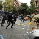 V Katalánsku je přes víkend nasazeno 26 tisíc policistů.