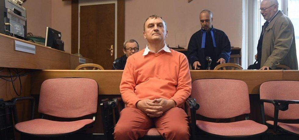 Bývalý manažer Mostecké uhelné společnosti (MUS) Antonio Koláček