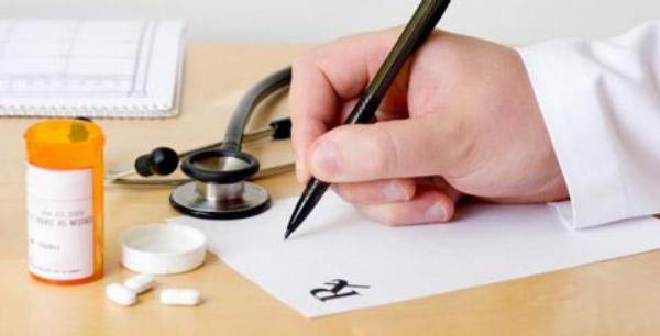 léky, předpis, recept