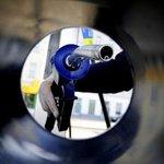 Pistole hadice v palivové nádrži