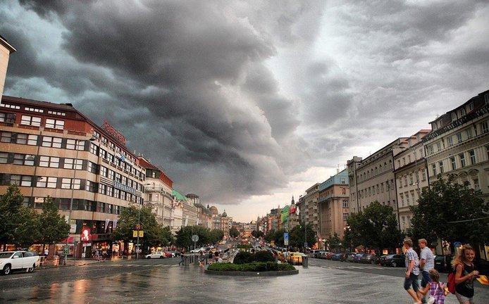 Změny klimatu se dotýkají i Prahy