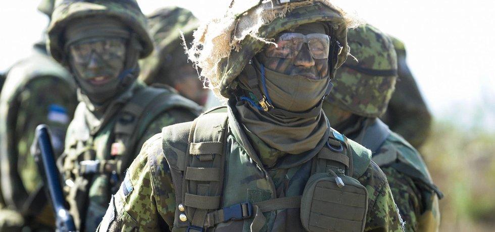 Estonská armáda