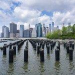 Starosta New Yorku Bill de Blasio navrhuje rozšířit pobřeží jižního Manhattanu o 150 metrů