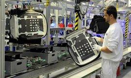 Průmyslová výroba - ilustrační foto (Zdroj: čtk)