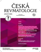 Česká revmatologie