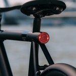 Kolo firmy VanMoof Smart Bike, které se umí bránit zlodějům.