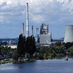 Uhelná elektrárna v Mělníku