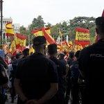 V Barceloně i v okolí panoval podle dostupných informací v noci i dnes napjatý klid.