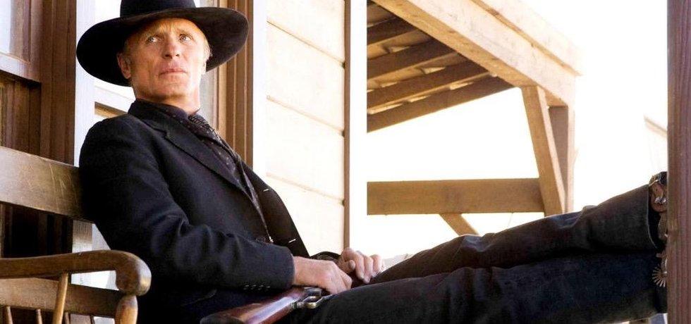 Ed Harris v seriálu Westworld
