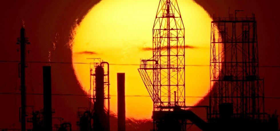 Rafinerie v USA