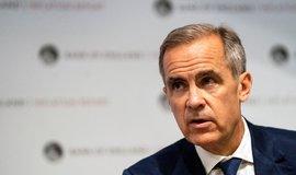 Šéf Bank of England varuje byznys: Pokud nezačnete chránit klima, zbankrotujete