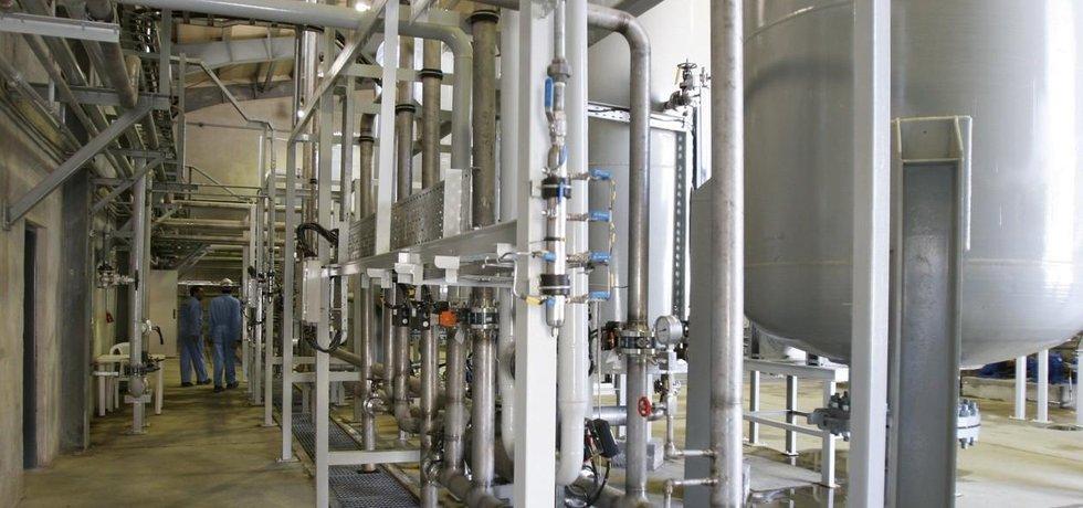 Zařízení na produkci těžké vody 360 kilometrů od iránského hlavního města Teheránu