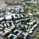 Kazaň je jedním z mnoha měst, která se díky dynamickému rozvoji prakticky mění před očima. Na snímku část nazvaná Smart City