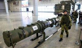 Ruská raketa 9M729