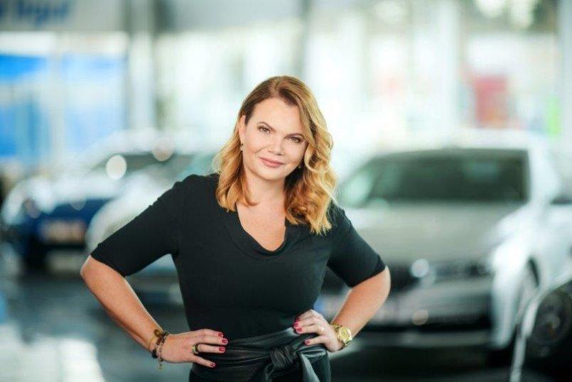 Karolína Topolová je v čele skupiny  AURES Holdings, která značku AAA AUTO provozuje, sedm let