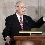 Nobelista. Američan Norman Borlaug dostal za genetické modifikace obilí Nobelovu cenu míru