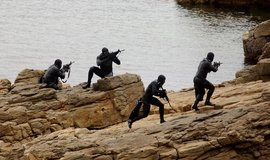 Trénink Navy Seals
