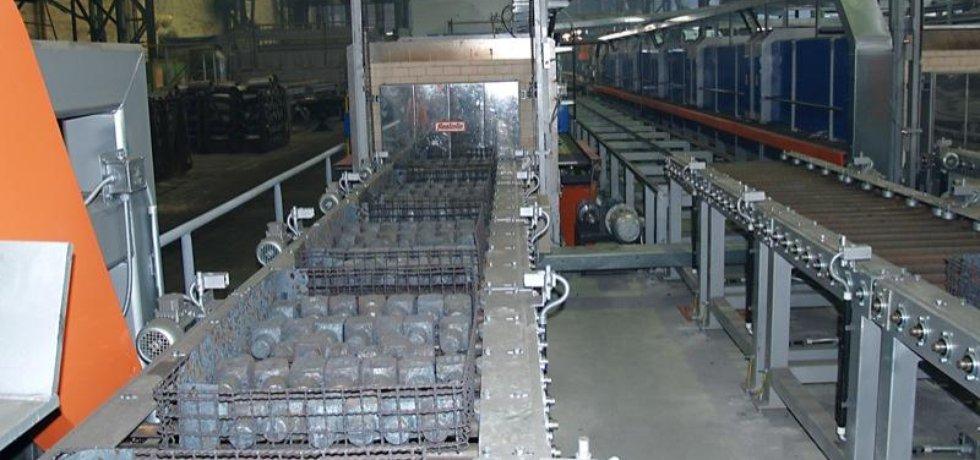 Výroba ve MSV Metal Studénka