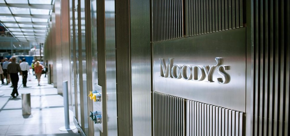 Sídlo agentury Moody's na dolním Manhattanu