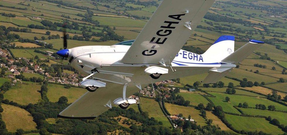 Letadlo společnosti Czech Sport Aircraft
