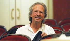 Rakouský autor Peter Handke