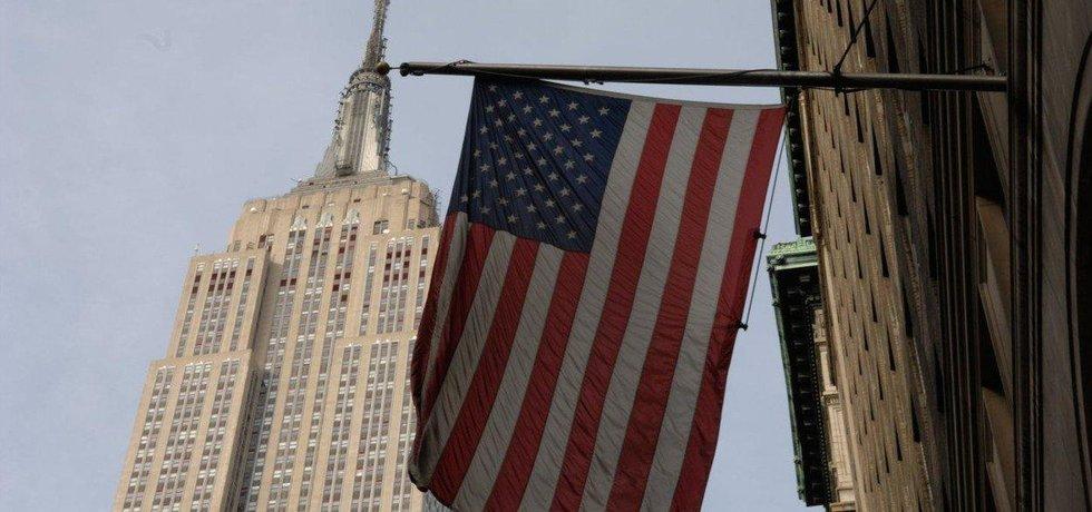 Empire State Building v New Yorku