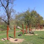 Druhá a poslední etapa se uskuteční v příštím roce, kdy se budou revitalizovat odpočinkové plochy parku