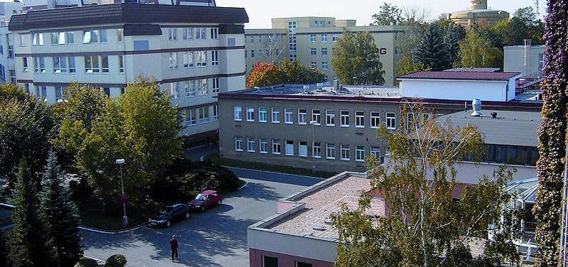 Pardubická krajská nemocnice, Pardubice