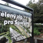 Praha představila plán zakrytí Spořilovské – Zelený zip pro Spořilov