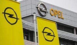 Budova Opelu v Rüsselheimu