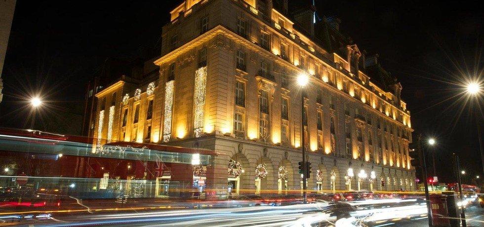 1. Londýn (Velká Británie) – 75 pětihvězdičkových hotelů, na snímku hotel The Ritz