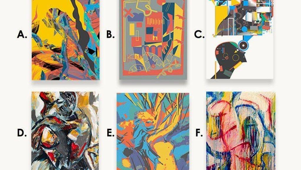 Uhodnete, který obraz namalovala umělá inteligence?