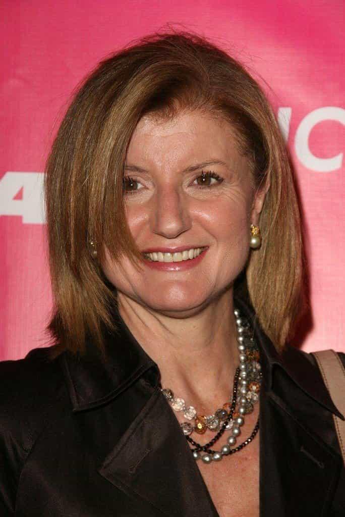 Arianna Huffingtonová v roce 2006.