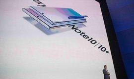 Samsung Galaxy Note 10, ilustrační foto