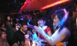 Night Club v čínském Pekingu