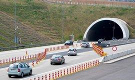 Závada kamer zavřela Cholupický tunel