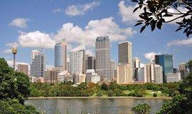 Obchodní centrum Sydney, ilustrační foto