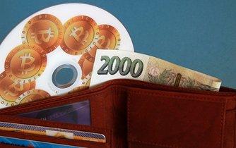 Nejznámější kryptoměnou v Česku je bitcoin