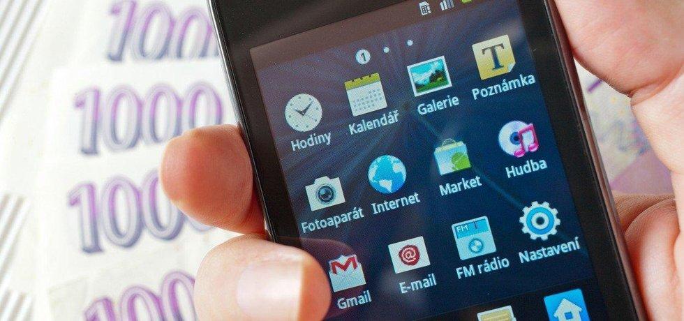 Česko má třetí nejvyšší platbu za jeden GB mobilních dat v Evropě