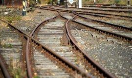 Železnice, ilustrační foto