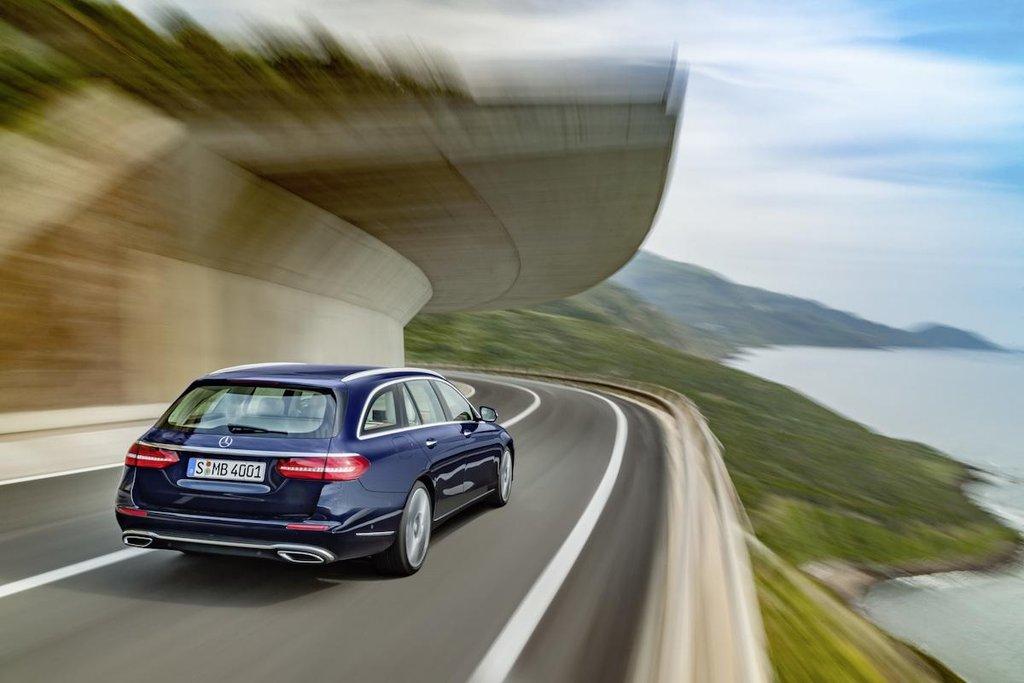 Mercedes-Benz třídy E kombi (S213)