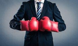 Konkurenční boj, ilustrační foto