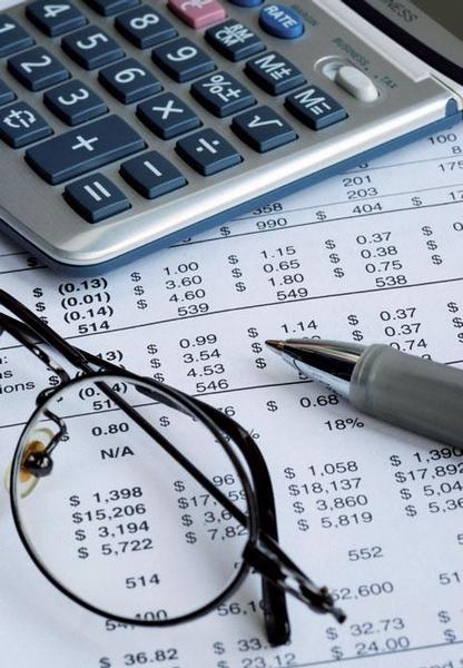Ilustrační foto; kalkulačka, daně