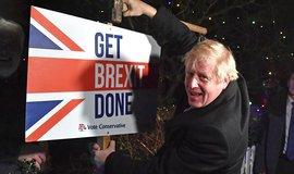 V Británii probíhají předčasné parlamentní volby. Mají zásadně ovlivní brexit