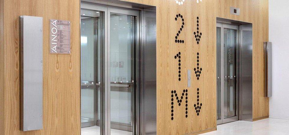 Výměna výtahu