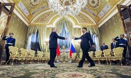 Kamarádi na život a na smrt. Sii Ťchin-ping a Vladimir Putin v Moskvě